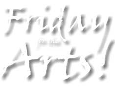 Logo for Petersburg's Friday for the Arts!